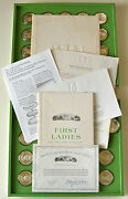 First Ladies The White House Franklin Mint 40 Sterling Silver Medals 42 Ozt 1972