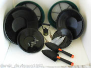 Se Black Deluxe Gold Classifier And Gold Pan Panning Kit
