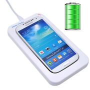 Qi Wireless Receiver Transmitter Charger Pad Samsung Galaxy S3/s4/s5 Note 2/3