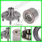 Front Wheel Hub And Bearing For 2005-2011 Mazda 3 New Fast Ship Receive 2-3 Days