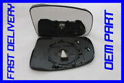 Mercedes S Class S320 S320l Cdi 1998+ Wing Mirror Glass Heated Best Quality R/hs