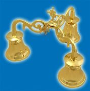 Catholc Style Altar Bells With 3 Or 4 Nickel Or Bronze Latin Liturgy