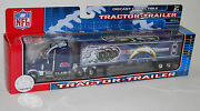 Nfl Football Semi Truck Tractor Trailer Hauler Collectible San Diego Chargers