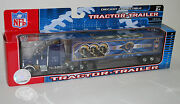 Nfl Football Semi Truck Tractor Trailer Hauler Collectible St. Louis Rams