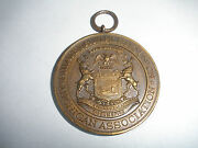 Antique Amateur Athletic Union Michigan Sports 110 Yd Freestyle Swimming Medal