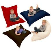 Large Xl Bean Bag Indoor Cotton Gaming Xbox Ps4 Adult Lounge Living Room