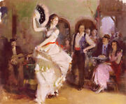 Pino The Last Dance S/n W/coa Canvas 1900srp-offer