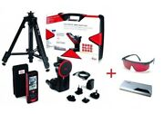Leica Disto 810t Prof. Kit W/ Laser Glasses And 11000mah Power Bank