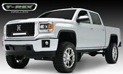T-rex Torch Series Led Grille For '14-'15 Gmc Sierra 1500 6312081 Black