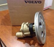 Volvo Penta Raw Water Sea Pump New 3858847 With 6.5 Pulley Read
