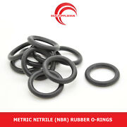 Metric Nitrile Nbr Rubber O Rings 3mm Cross Section 58mm-79mm Id - Uk Supplier