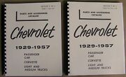 1952 1953 1954 1955 1956 1957 Chevrolet Car Truck Parts And Accessories Catalog