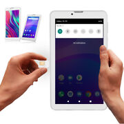 Trendy 7 Inch White Google Play Store Android 9.0pie Tablet Pc + 32gb Micro Sdhc