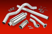 Banks Monster Exhaust Fits 94-97 Ford F250/350 Powerstroke 7.3l Diesel Ecsb
