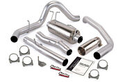 Banks Monster Exhaust Fits 00-03 Ford Excursion Powerstroke 7.3l Diesel Black