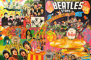 Marvel Super Special 4 1978 The Beatles Story Excellent Copy