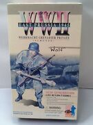 Dragon 12 Ww2 Wwii Wehrmacht Grenadier Private Wolf East Prussia 1945 Figure