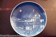 1992 Bing And Grondahl Christmas In Americachristmas In San Francisco Plate