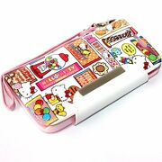 For Samsung Galaxy S4 - Hello Kitty Leather Card Wallet Pouch Diary Case Dessert