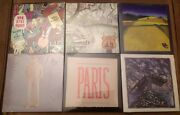 Van Dyke Parks Lot Of 6 7 Records Sealed Mint Songs Cycled Lp Beach Boys