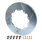 Girodisc 2pc Front Rotor Ring Replacement For Mustang Gt500/boss 302/gt W/brembo