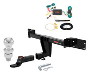 Curt Class 3 Trailer Hitch Tow Package W/ 2 Ball Dia. For Mercedes-benz Gla250