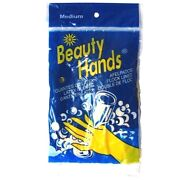 Beauty Hands Latex Rubber Gloves Any Size, Dishwasher Rubber Gloves
