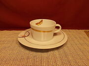 Raynaud Fine China Metamprphoses Cup And Saucer Set New