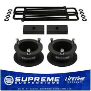 For 94-02 Dodge Ram 2500 4x4 3 Inch Front + 1 Rear Complete Lift Level Kit