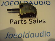 Lafayette Lr-5555a Small Toggle Switch. Parting Out Lr-5555a Receiver
