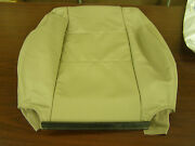 Nos Oem 2001 Mercury Cougar Drivers Seat Back Cover 1s8z-6364417-fac Ford
