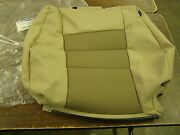 Nos Oem Ford 2009 2010 Escape Drivers Side Seat Back Cover Cloth