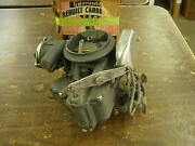 Nos Reman 1953 1954 Dodge 2v Stromberg Carburetor V8 Gyromatic Transmission