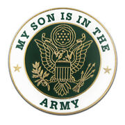 Pinmart's My Son In The Us Army Military Enamel Lapel Pin