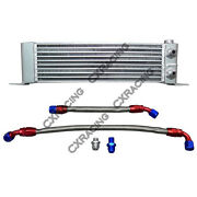 Cxracing Oil Cooler Line Fitting Kit For Mazda Rx7 Rx-7 Sa Fa Fb 13b Engine