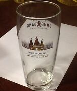 Ommegang Brewery Hop House Dry-hopped Pale Ale Beer Cooperstown Ny 1 Glass