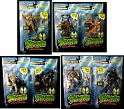 Mcfarlane Spawn Series 3 Variant Set Of 7 Act Fig Collector's Club 1995 Amricons