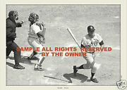 Mickey Mantle Photos 3 Photos One Time Offer 8 X 12 Lot Of 3 Will Go Fast
