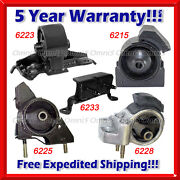K409 Fit 1990-1992 Toyota Corolla 1.6l 2wd Motor And Trans Mount For Manual Trans
