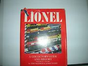 Lionel Collectors Guide And History By Tm Books Used Lot 4797