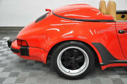1989 Porsche Speedster Oem Topdoors And Windshield Frame Conversion Factory Parts
