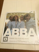 Abba Thank You For The Music Dvd 4 Disc Box Set Biography New Out Of Print