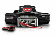 Warn 92820 Zeon 12 Platinum Ultimate Performance 12k Recovery Winch W/ 80and039 Rope