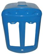 41345 Fits New Holland Nose Cone Super Dexta - Steel - Pack Of 1