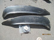 1960 Ford And Edsel Original Ford Fender Skirts With New Seals And Clamps