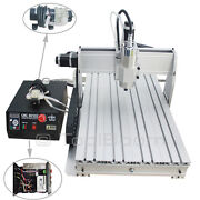 Chinacnczone 6040 3-axis Cnc Router Engraver 2200 W