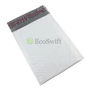 1-4200 3 8.5x14.5 Ecoswift Poly Bubble Mailer Padded Envelope Bags 8.5 X 14.5