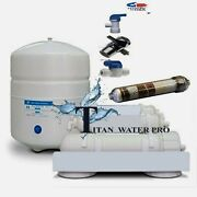 Counter Top Reverse Osmosis Alkaline/ionizer Neg Orp Water Filter System-5 Stage
