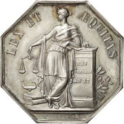 [401234] France Notary Token Au55-58 Silver 34 Lerouge 161 19.60