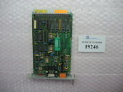 Surveillance Card Mf 600/1 Bachmann No. 3736/01 Used Spare Parts Battenfeld